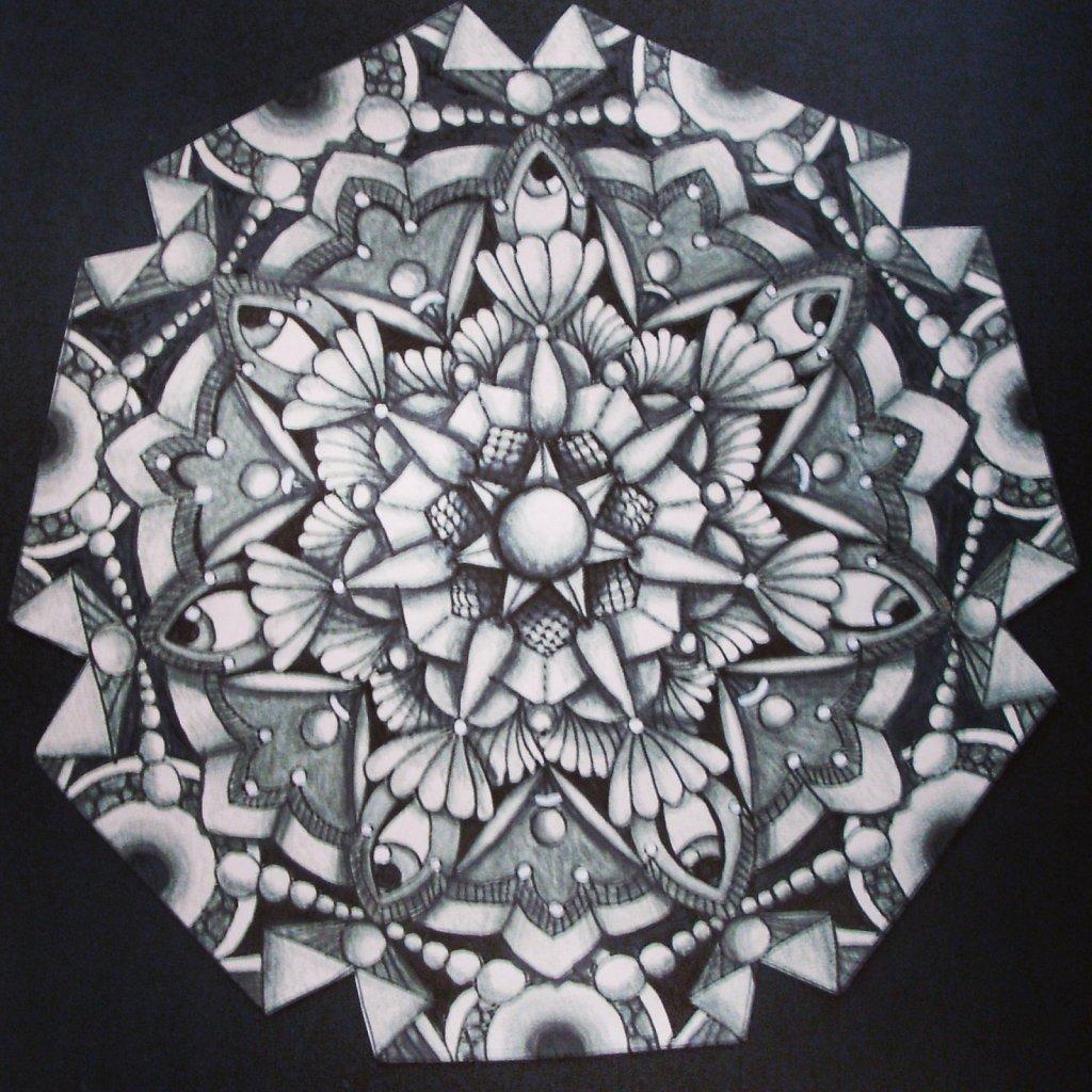 Mandala n°1
